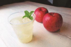 長野県産りんごのスカッシュ2
